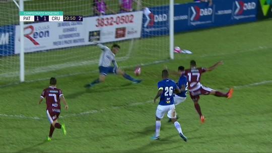 Guilherme Dias Camilo é afastado por erro no jogo entre Cruzeiro e Patrocinense