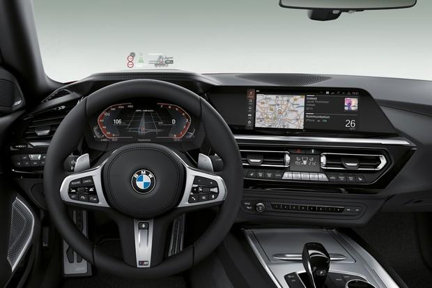 Novo BMW Z4 (Foto: divulgação/BMW)