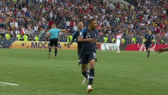 """Mbappé admite que jogou semi e final da Copa lesionado: """"Escondemos tudo"""""""