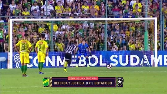 """Petkovic elogia temporada de Erik: """"Maior reforço do Botafogo foi reintegrá-lo"""""""
