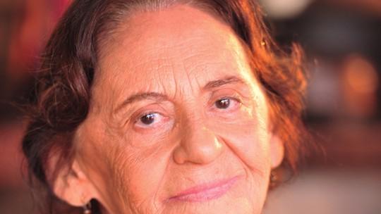 Laura Cardoso lembra oficina para 'Caminho das Índias'; reveja mais da atriz no 'Vídeo Show'