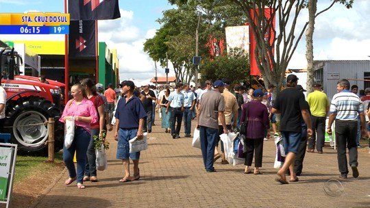 Expoagro termina com recorde de público e lucro de R$ 53 milhões