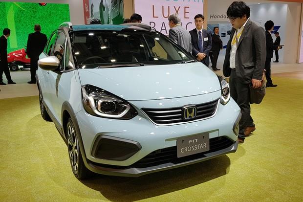 Honda Fit CROSSTAR (Foto: Ulisses Cavalcante/ Autoesporte)