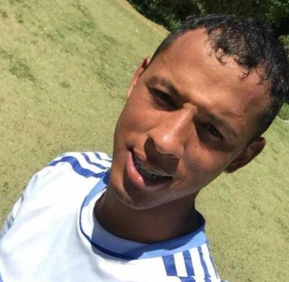 Lucas Henrique Sousa foi morto ao tentar defender amigo em Atibaia (Foto: Arquivo Pessoal)
