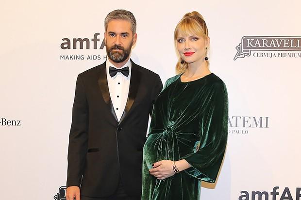 Ana Claudia Michels e Augusto de Arruda Botelho (Foto: Manuela Scarpa e Iwi Onodera/Brazil News)
