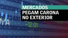 O clima positivo dos mercados lá fora conduziu a recuperação dos ativos brasileiros