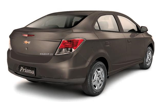 Chevrolet Prisma Encarece R 2 900 Na Linha 2015 Auto
