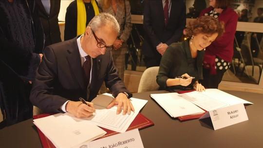Unesco e Globo renovam acordo da campanha 'Criança Esperança'