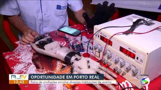 Feira de Profissões acontece em Porto Real