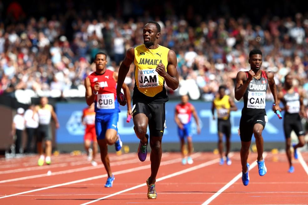 Mundial de Atletismo acontece em setembro em Doha, no Catar — Foto: Michael Steele / Getty Images/AFP