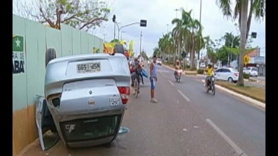 Dois acidentes são registrados na rodovia Transamazônica neste feriado, em Marabá