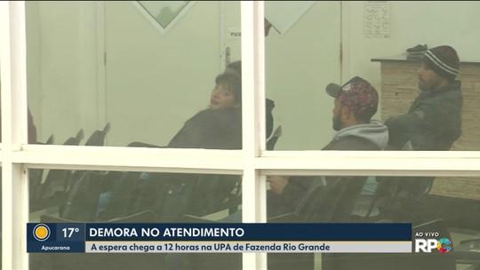 Diminui a procura por atendimento em posto de saúde na Região Metropolitana