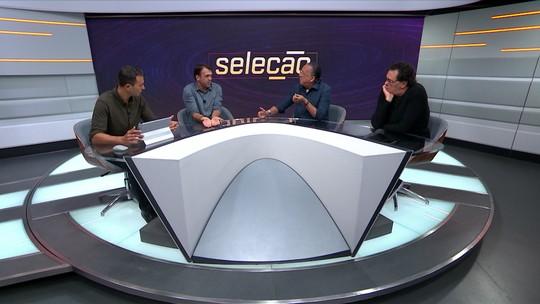 Galvão Bueno culpa corrupção nas confederações pelo abismo entre futebol sul-americano e europeu