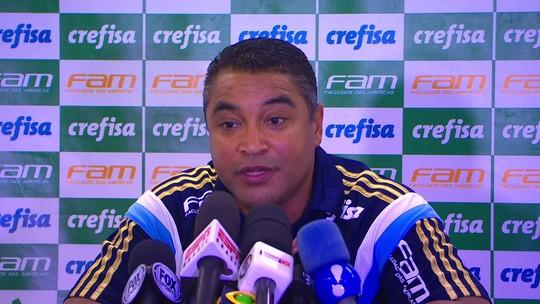 Roger aponta Keno como diferencial do Palmeiras e vê semifinal aberta