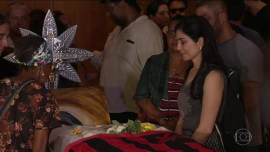 Corpo de Marcelo Yuka será sepultado hoje, no Rio