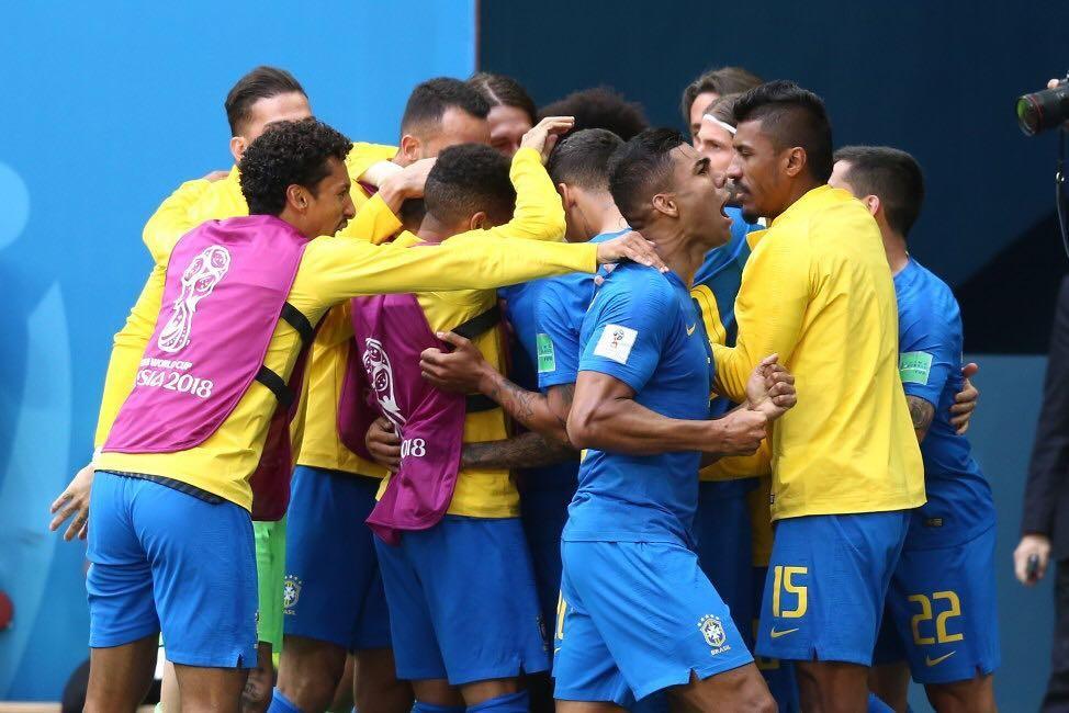 Seleção Brasileira venceu a Costa Rica por 2 a 0 (Foto: Reprodução / Instagram)