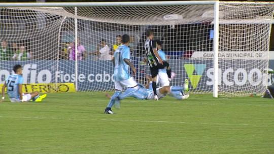 Londrina 0 x 0 Figueirense: assista aos melhores momentos do jogo