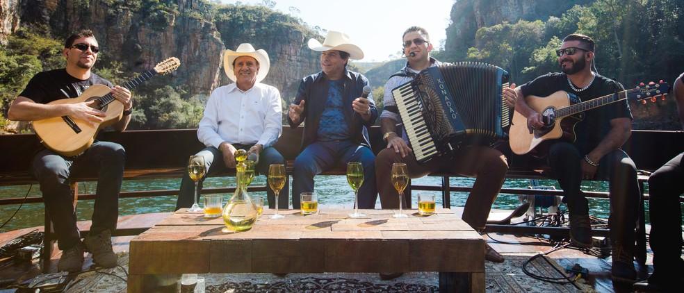 Trio Parada Dura gravou o DVD