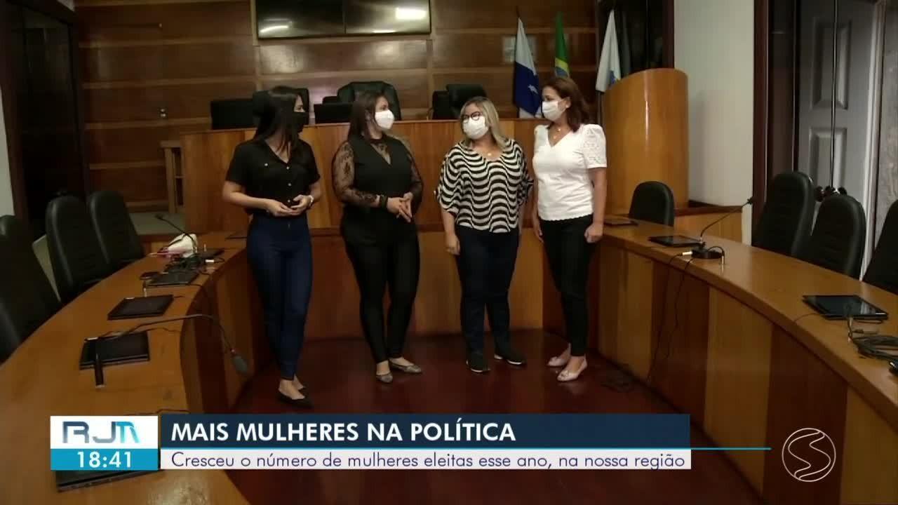 Cresce número de mulheres eleitas nas eleições 2020 em cidades da região