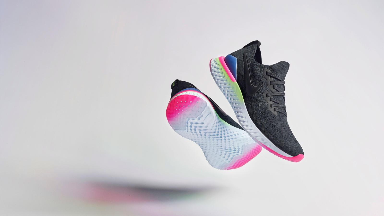 O Nike Epic React Flyknit 2 (Foto: Divulgação)