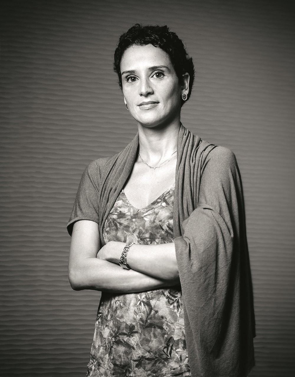 Monica de Bolle (Foto: Stefano Martini/Editora Globo)