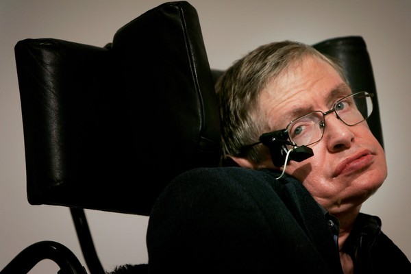 O cientista britânico Stephen Hawking (Foto: Getty Images)
