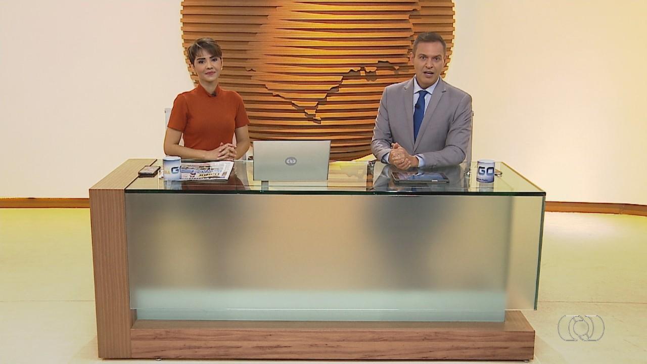 VÍDEOS: Bom Dia Goiás de terça-feira, 27 de julho de 2021