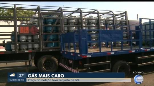Preço do gás de cozinha deve subir para consumidores do Piauí ainda nesta semana