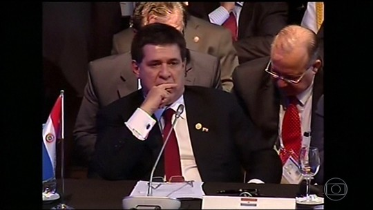 Ex-presidente do Paraguai, Horacio Cartes é alvo de mandado de prisão na Lava Jato