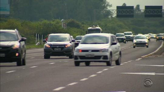 ANTT divulga valores previstos para pedágios em rodovias do RS