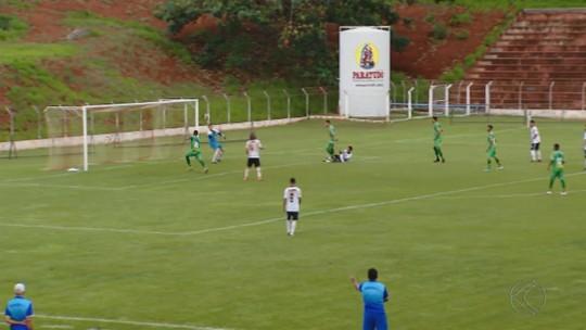 Nacional e Vila vencem na Copa Regional sub-20; UEC e Patrocínio empatam