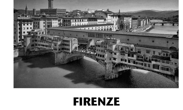 Firenze, livro de fotografias em edição limitada