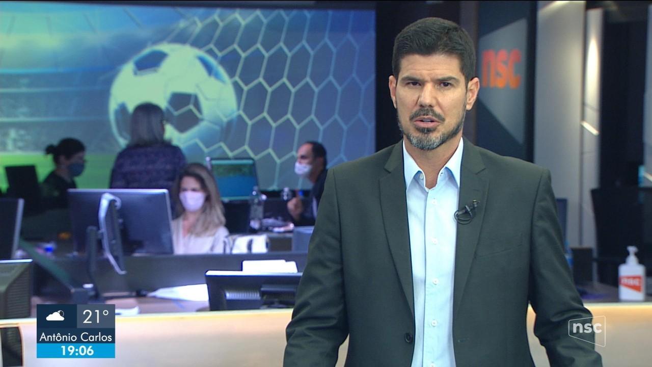 Veja as novidades do futebol catarinense
