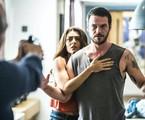 Juliana Paes (Bibi) e Emilio Dantas (Rubinho) em cena de 'A força do querer' | Reprodução