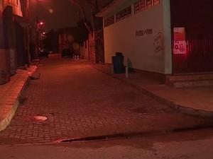 Cinco pessoas são mortas em dois tiroteios em Porto Alegre (RS) (Foto: Reprodução/RBS TV)
