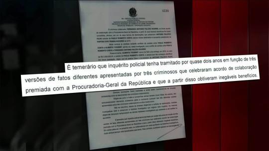 PF diz que delações de Paulo Roberto, Youssef e Baiano ajudaram pouco nas investigações