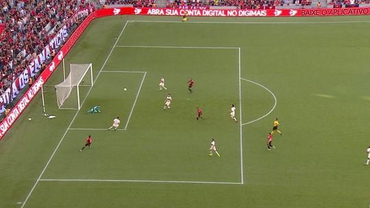 """Análise: estrategista, Flamengo vence até """"jogo fora da curva"""" e encurta caminho para o título"""