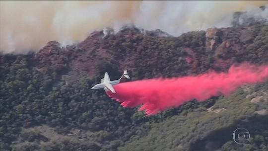 Sobe para 56 o numero de mortos nos incêndios na Califórnia