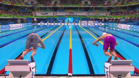 Novas regras da classificação funcional na natação paralímpica são alvo de críticas
