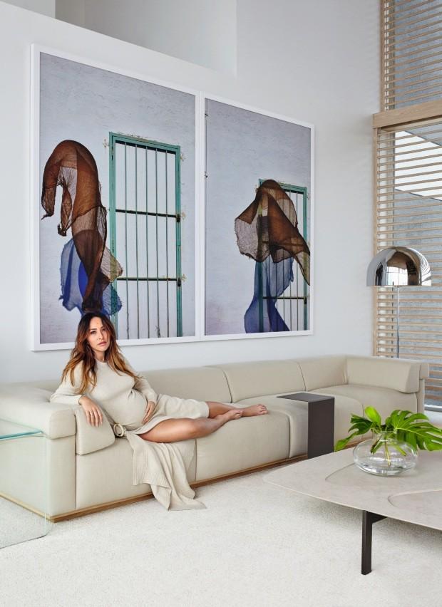 Sabrina Sato abre seu apartamento dos sonhos em São Paulo (Foto: Ilana Bessler)