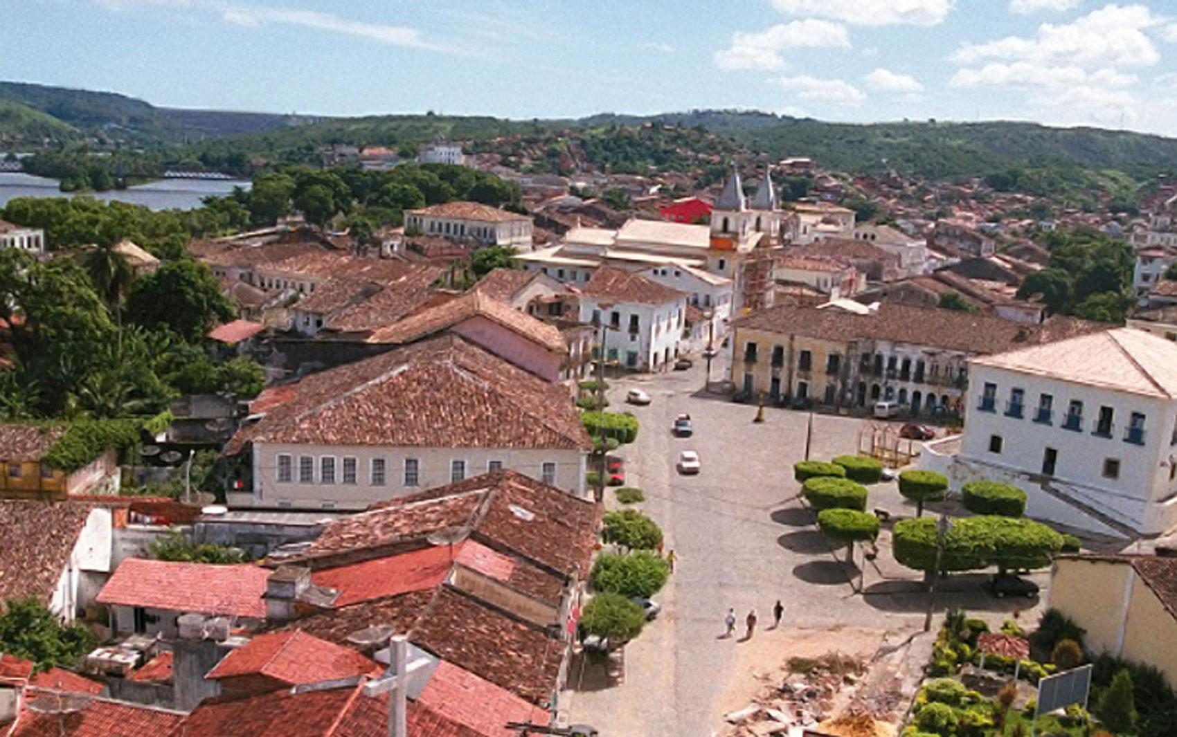 Prefeitura de Cachoeira, no recôncavo baiano, proíbe entrada de turistas até o dia 29 de junho