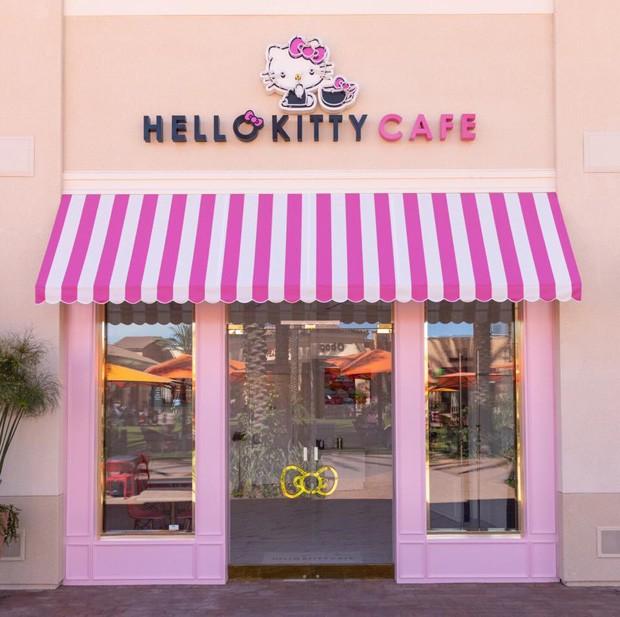 Hello Kitty ganhará café temático na Califórnia (Foto: Reprodução)