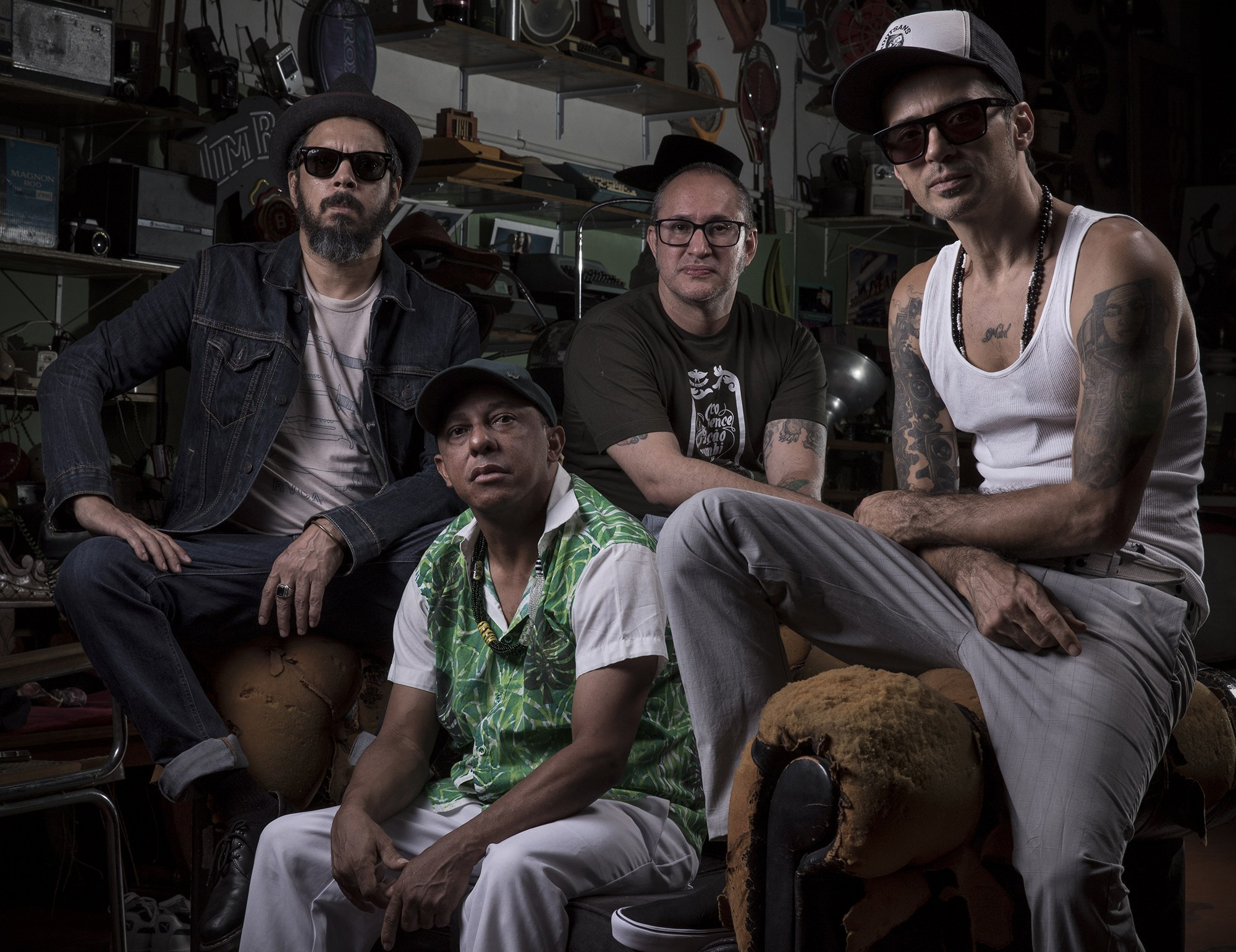 Nação Zumbi é o país do rock em single com música inédita que integra o próximo álbum da banda