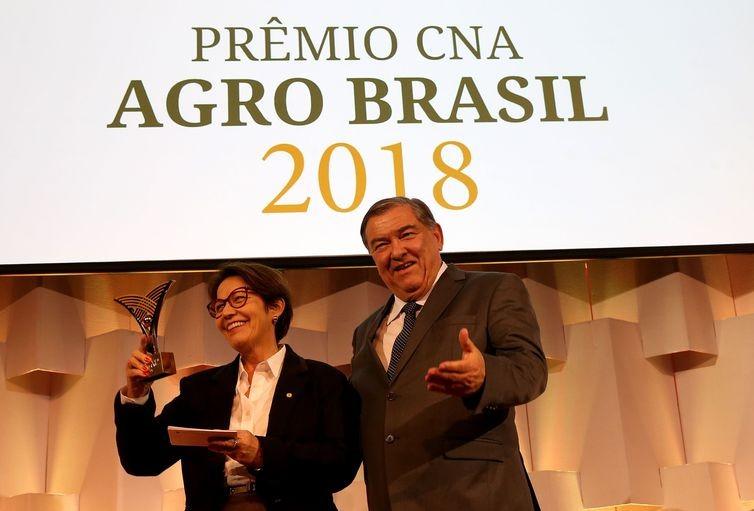 politica-ministra-agricultura (Foto: Wilson Dias/Agência Brasil)