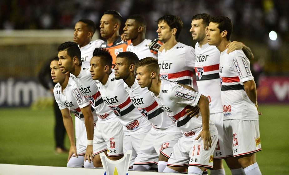 Quantos pontos são necessários para o São Paulo ir à Libertadores? Checamos!
