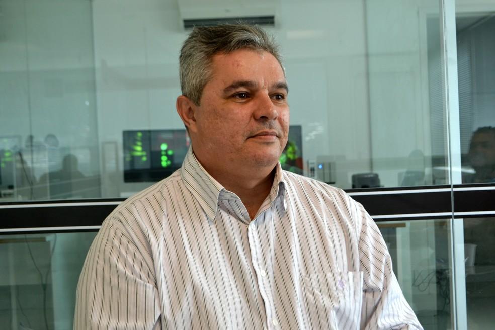 Felipe Augusto Leite busca calendário mais longos em divisões inferiores (Foto: Jocaff Souza/GloboEsporte.com)