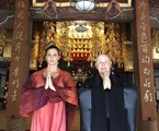 Fernanda Lima e Monja Coen no Japão | Alberto Renault