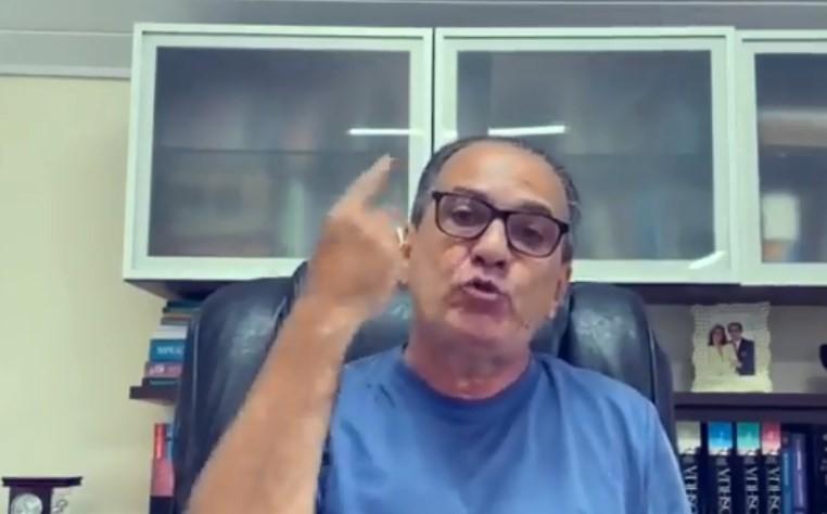 Em vídeo, o pastor Silas Malafaia criticou a demora para a sabatina de André Mendonça, indicado ao STF