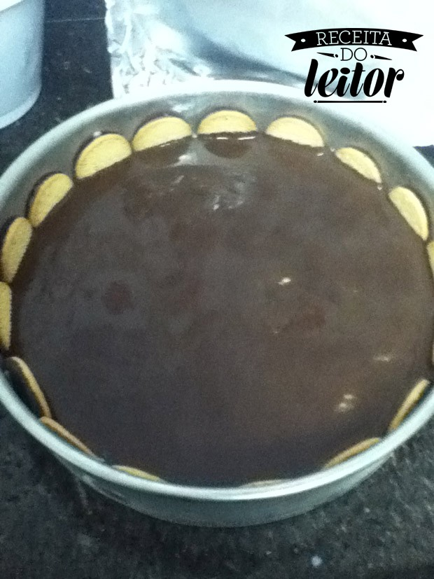 Torta Holandesa da May (Foto: Mayara Zago/Divulgação)