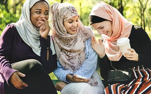 Entenda a diferença entre os principais tipos de véu islâmico (Foto: Pixabay)